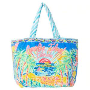 Lilly Pulitzer Amelia Island Destination Tote Bag